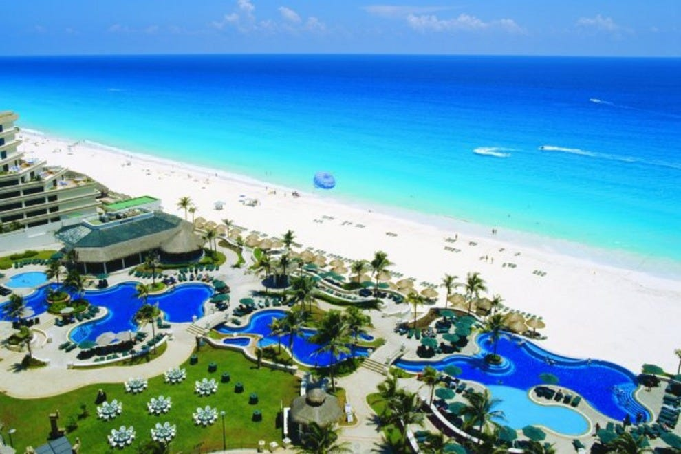 Jw Marriott Cancun Resort Spa Cancun Hotels Review 10best