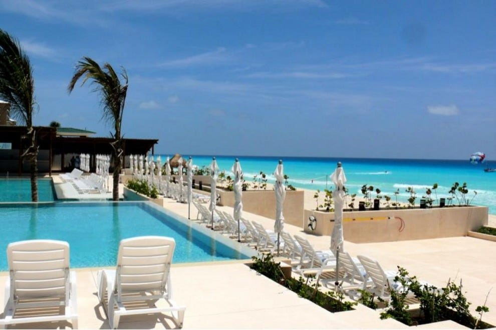 Secrets the vine cancun all inclusive canc n hotels for Hotels secrets