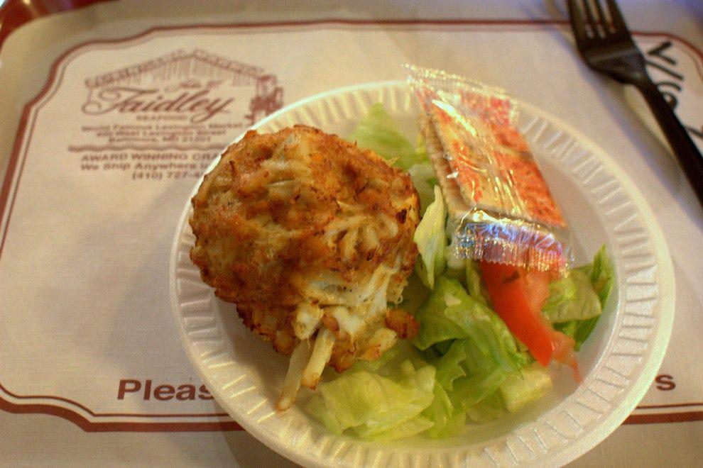 Faidley Seafood Crab Cake Price