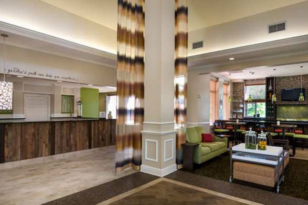 Hilton Garden Inn Tampa Ybor Historic District Tampa Hotels Review 10best Experts And Tourist