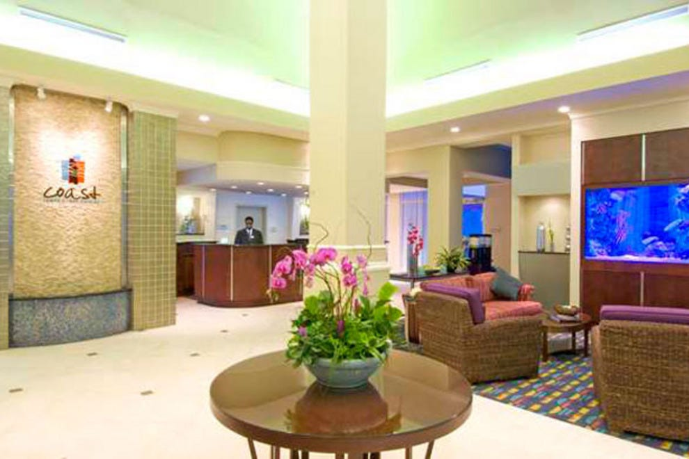 Hilton garden inn tampa airport westshore tampa hotels review 10best experts and tourist reviews for Hilton garden inn tampa airport