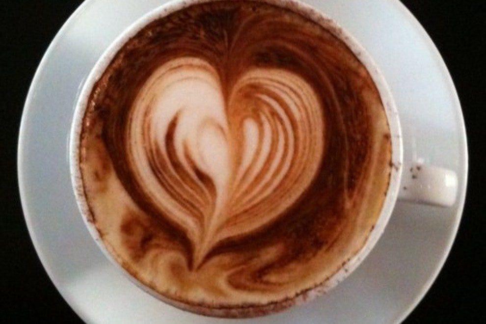 里科咖啡馆
