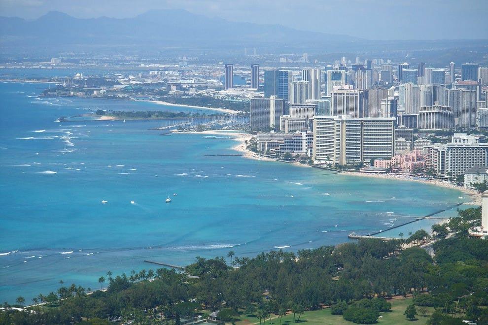 Honolulu  Budget Hotels In Honolulu  Hi  Cheap Hotel
