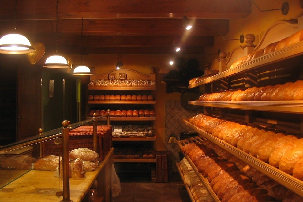 San francisco bakeries restaurants 10best restaurant reviews for Dining near at t park