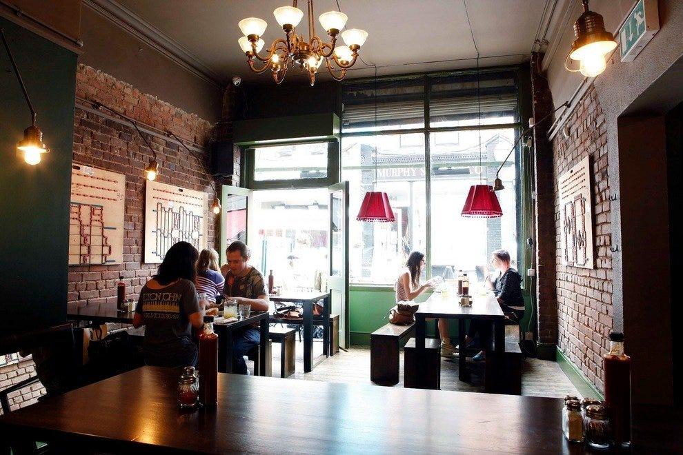 Take Out Restaurants In Dublin