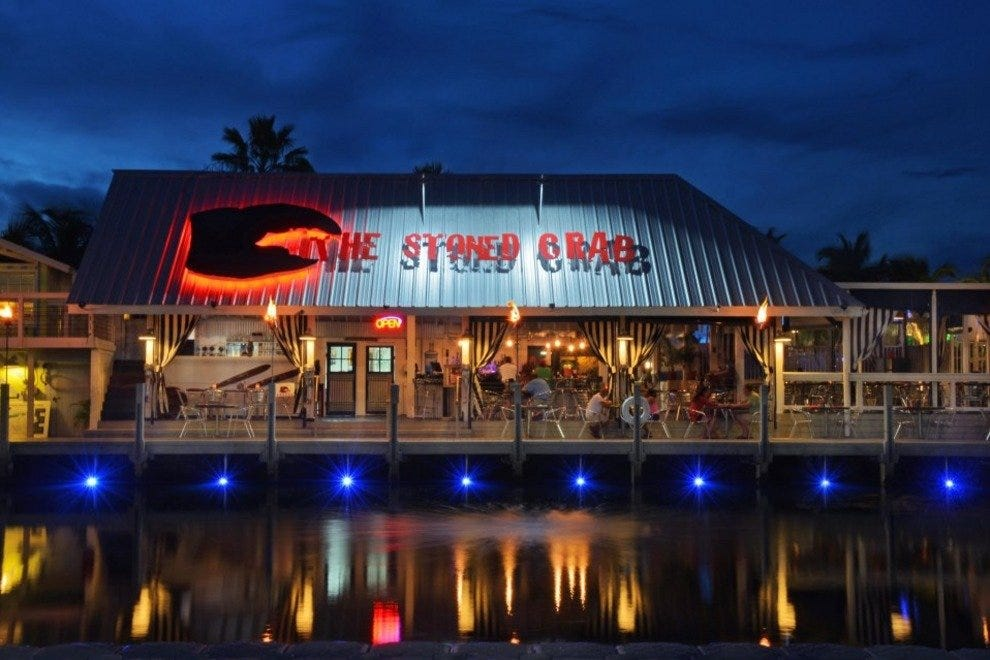 The Stoned Crab Restaurant