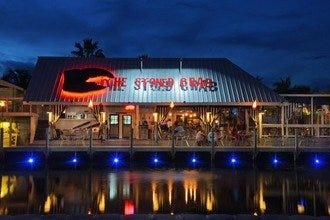 Stoned Crab Restaurant Serves Fresh Seafood Specialties