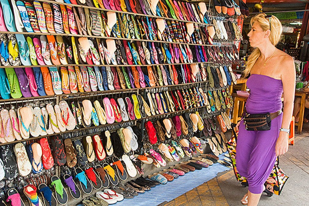 Best Place To Shop For Shoes In Bangkok