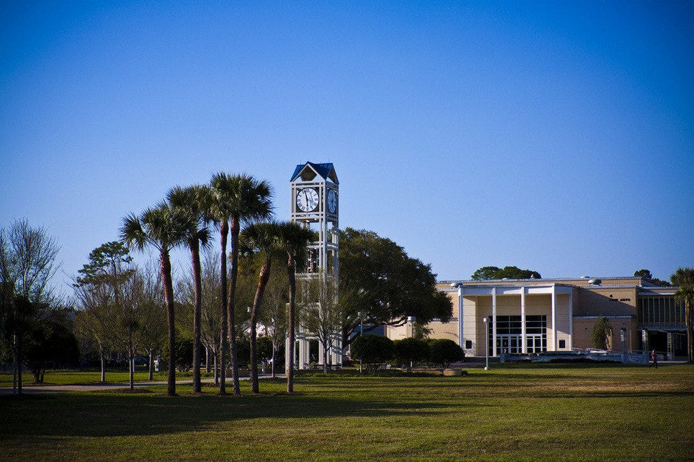 College of Central Florida campus in Ocala
