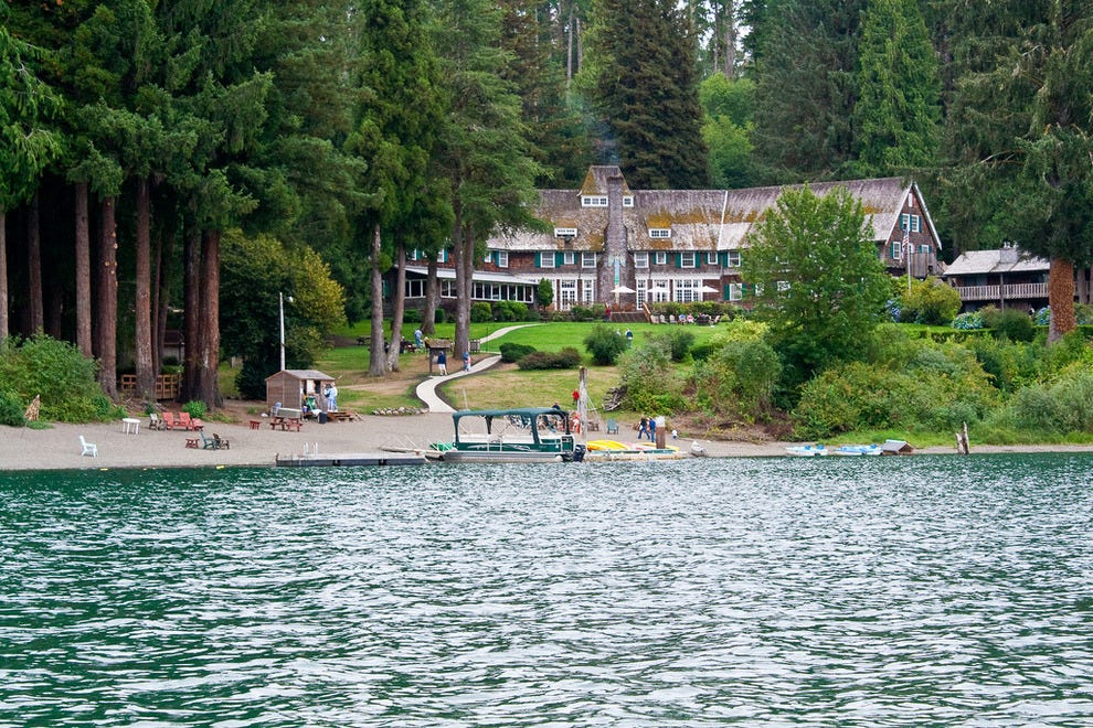 Lodges of the Pacific Northwest: Features Photo Gallery by 10Best.com