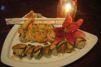King Kong Sushi at Broadway at the Beach