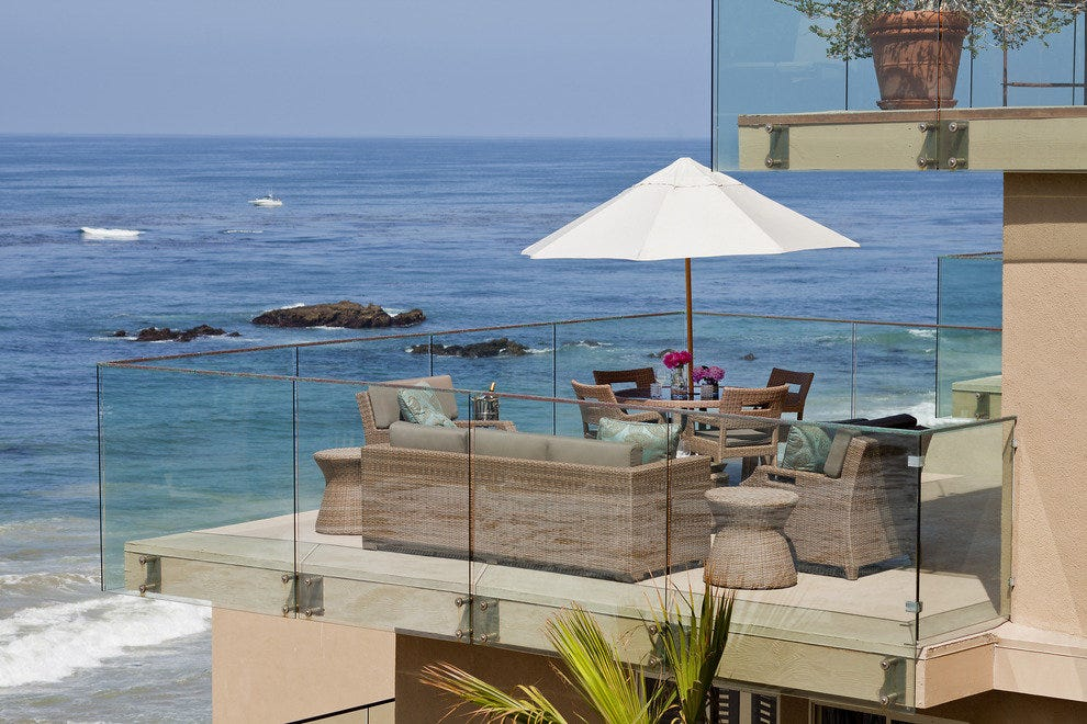 Surf and Sand Resort in Laguna Beach, CA