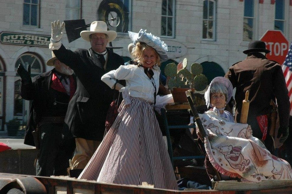Texas Independence Parade