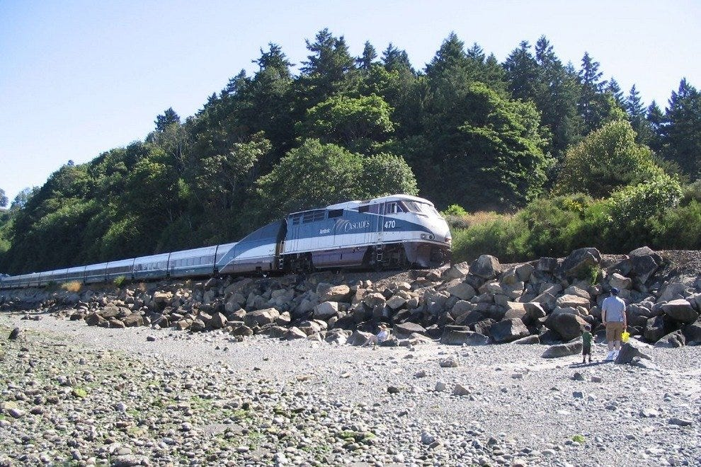 Amtrak Cascades