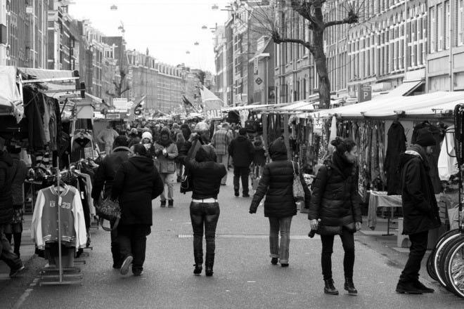 阿姆斯特丹最佳购物