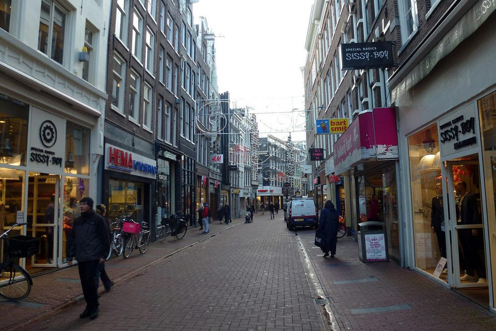 amsterdam malls and shopping centers 10best mall reviews