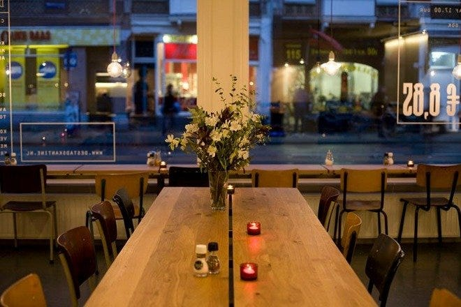 Restaurant Slideshow Best Value In Amsterdam