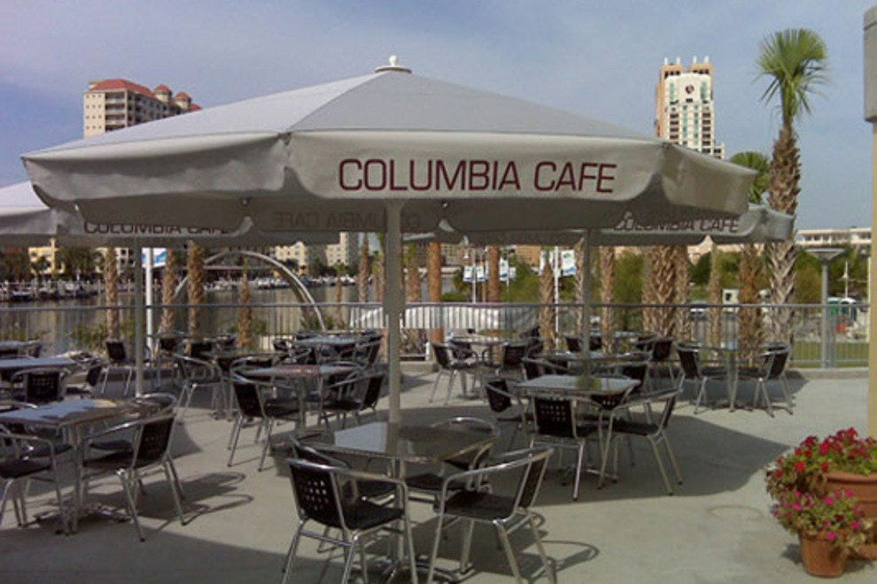 Columbia Cafe - Riverwalk Tampa