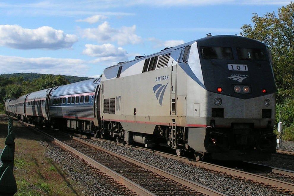 travel most scenic train rides america