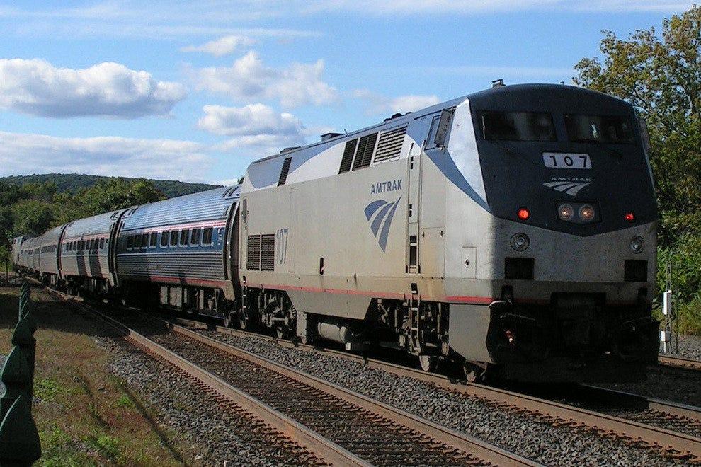Ten Most Scenic Train Rides In America Trip Planning
