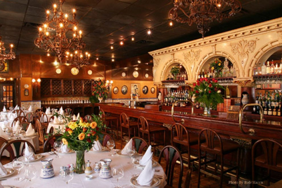 Columbia restaurant tampa restaurants review 10best for S s columbia dining room