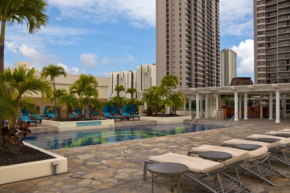 Pacific Beach Hotel Honolulu Hi Reviews