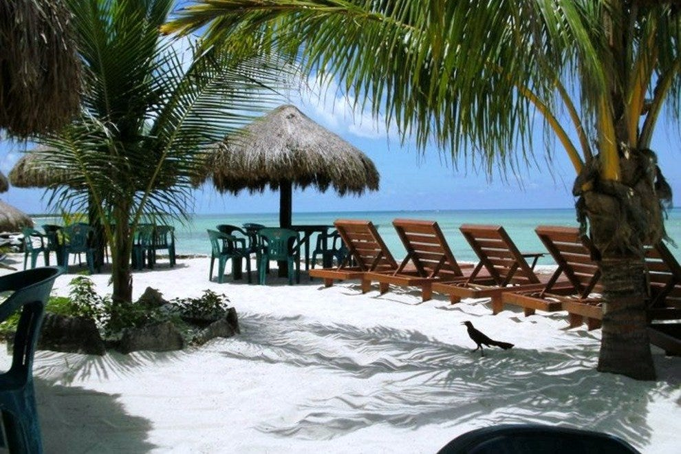 Best Beach Restaurant In Cozumel