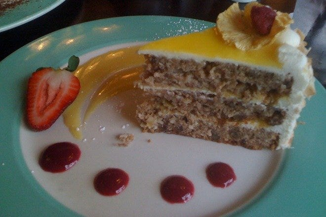 Desserts & Coffee in Portland
