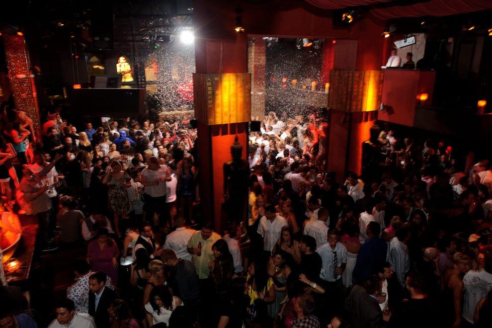 dance clubs in vegas