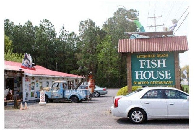 Things to do in murrells inlet myrtle beach neighborhood for Hot fish club murrells inlet south carolina