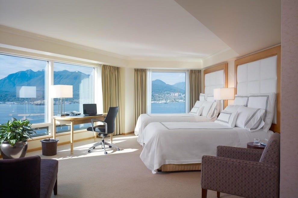温哥华泛太平洋酒店