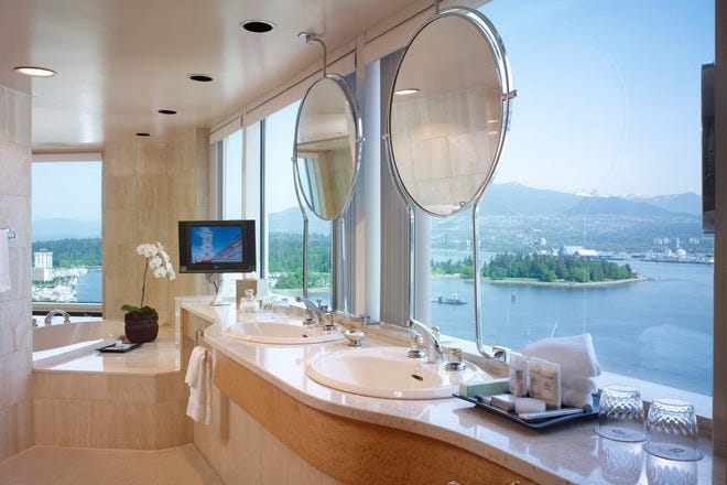 Cruise Port Hotels in Vancouver