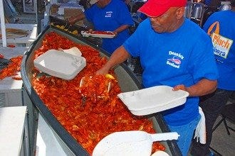 New orleans bbq restaurants 10best barbecue barbeque for Acadiana cafe cajun cuisine san antonio tx