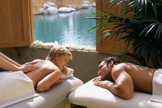 Spas in Palm Springs