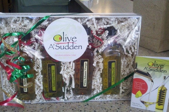 Olive A'Sudden