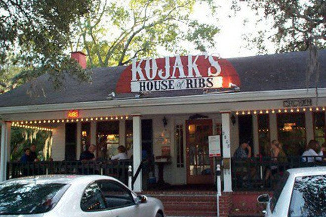 Kojak's House of Ribs