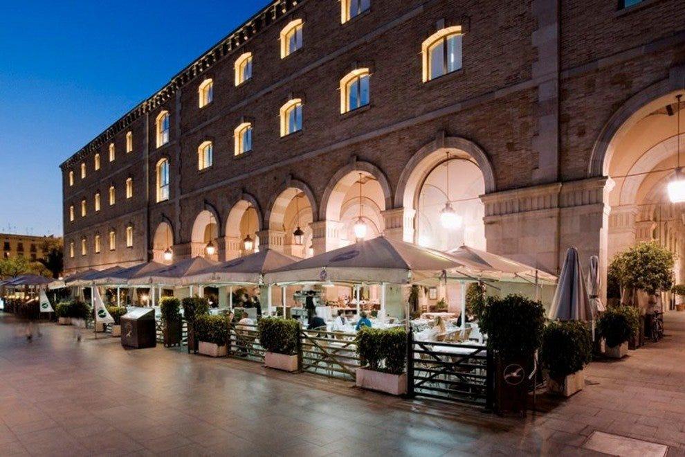 La gavina barcelona restaurants review 10best experts for Hotel la gavina