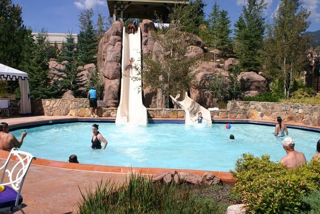 10 Hotel Pools Families Love Features Photo Gallery By
