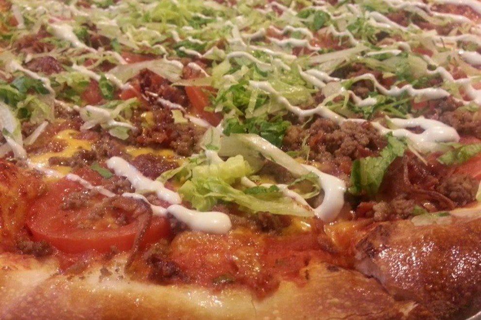 Restaurant Slideshow Pizza In Orlando Brick Fire