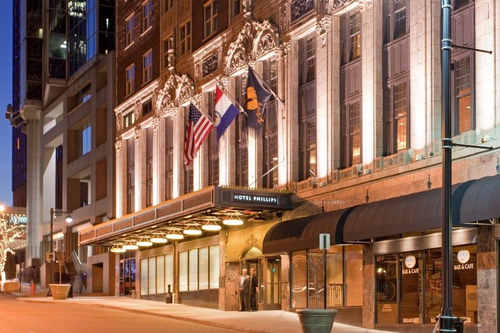 Photo Courtesy Of Hotel Phillips