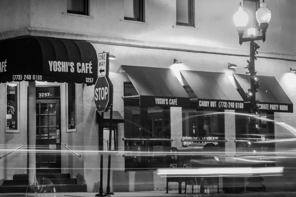 Yoshi S Cafe Chicago