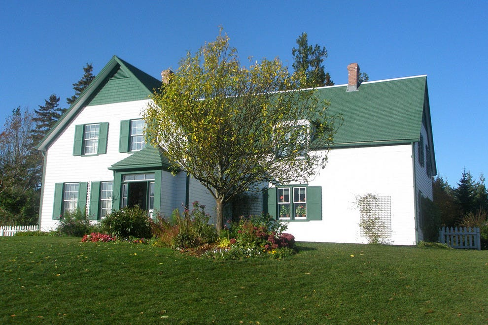 Anne of Green Gables House in PEI