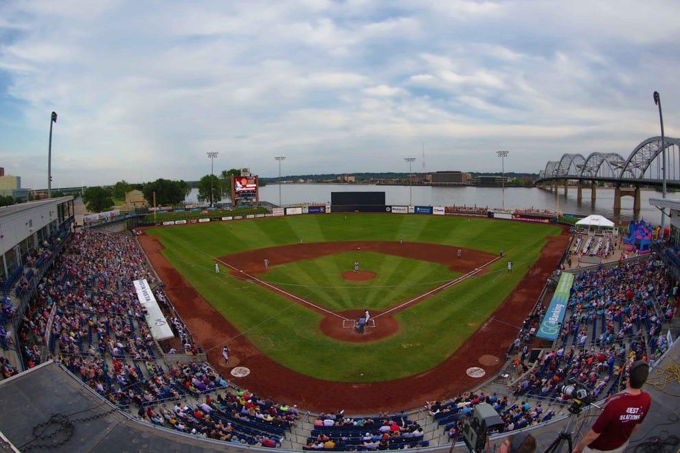 Best Minor League Baseball Stadiums: 10Best Readers' Choice