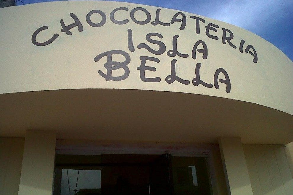 Chocolateria Isla Bella