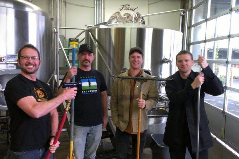 霍普沃克斯城市啤酒厂