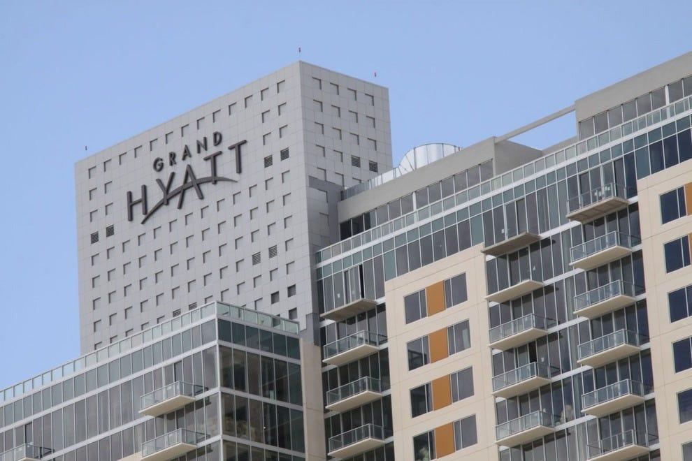 Grand Hyatt San Antonio San Antonio Hotels Review