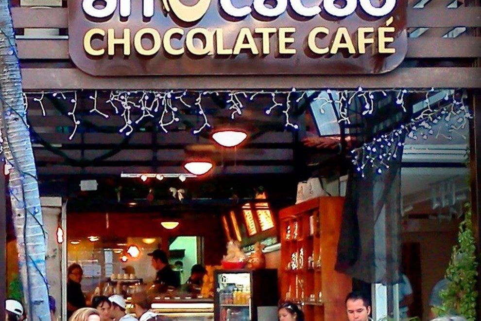Ah Cacao is chocolate and coffee heaven