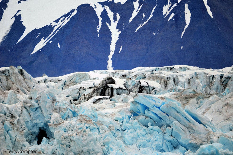 Explore glaciers and more on an Alaska shore excursion.
