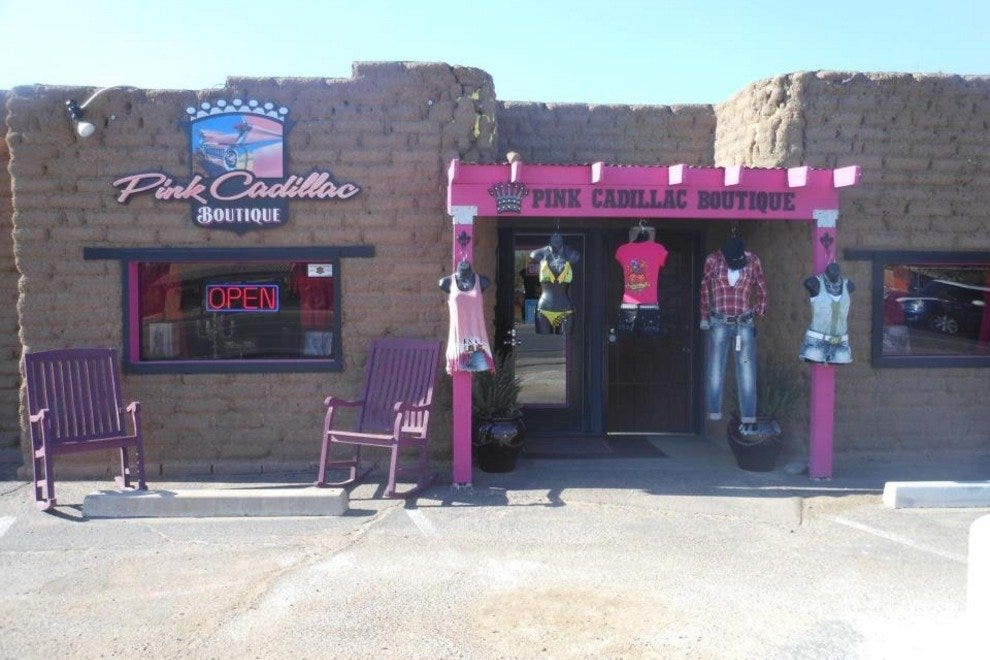 Pink Cadillac Boutique