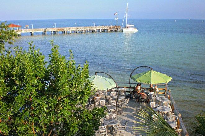 Louie's Backyard - Best Nightlife in Key West